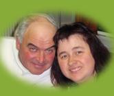 Bernard & Maria Vivot vos hôtes