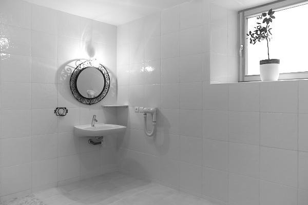 Salle de bain Fleur de la passion (Floarea pasiunii)